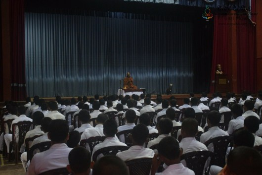 Mindfulness for Grade 10 Students from Richmond College at Galle (2)