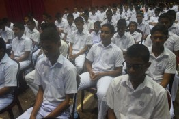 Mindfulness for Grade 10 Students from Richmond College at Galle (7)