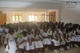 Mindfulness for Grade 4 Students from Rippon Ladies College at Galle (1)