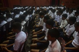 Mindfulness for Grade 8 Students from Richmand College at Galle (14)