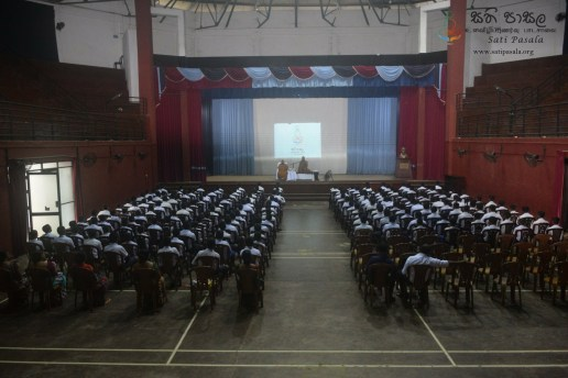 Mindfulness for Grade 9 Students from Richmond College at Galle (1)