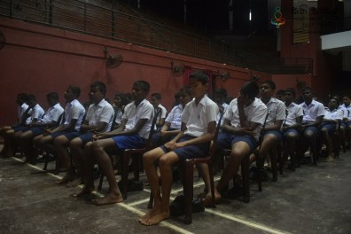 Mindfulness for Grade 9 Students from Richmond College at Galle (4)