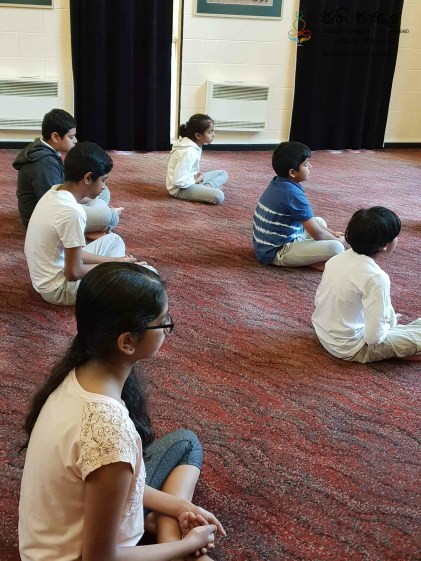 Sati Pasala -Dunedin -New Zealand has completed two years in September, 2018 (Sitting) (3)