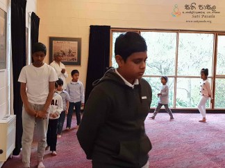 Sati Pasala -Dunedin -New Zealand has completed two years in September, 2018 (walking) (7)