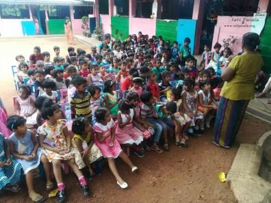 Sati Pasala Mindfulness Programme for Visaka Pre-School, Kadawatha (26)
