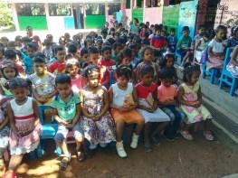 Sati Pasala Mindfulness Programme for Visaka Pre-School, Kadawatha (4)