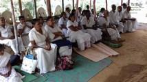 Sati Pasala Programme at Shailagiri Aranya, Nikahetiya (1)