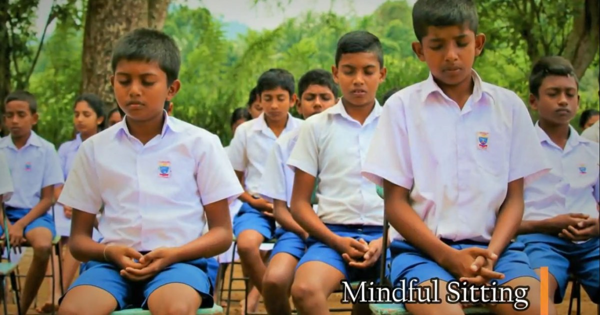 Sati Pasala Programme at St. Andrew's College