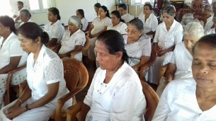 Sati Pasala Programme for Elders in Daulagala (10)