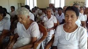 Sati Pasala Programme for Elders in Daulagala (6)