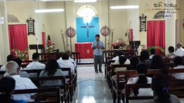 Mindfulness programme at St. Johns Church, Gatambe (13)