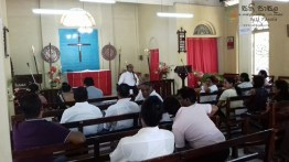 Mindfulness programme at St. Johns Church, Gatambe (2)