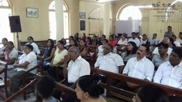 Mindfulness programme at St. Johns Church, Gatambe (4)
