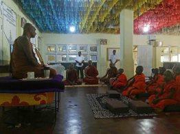 Sati Pasala Initiative Programme at Banagala Sri Upatissa Pirivena (3)