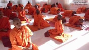 Sati Pasala Mindfulness Programme at Dekanduwala Bhikkhuni Training Centre