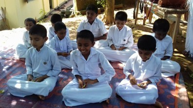 Sati Pasala Mindfulness Programme for Sri Dharmodaya Sunday School (7)