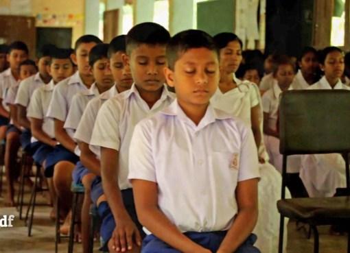 සති පාසල- Sati Pasala Programme at Manadi Maha Vidyalaya at Aranayake - 01st November 2018