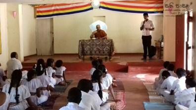 Sati Pasala at Sri Bodhiraaja Pirivena Kaluthenna, Bopana Udu Dumbara (4)