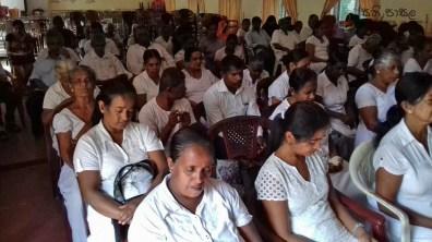 Sati Pasala programme at Prashakthi Disabled People Association, Udu Nuwara (21)