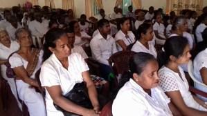 Sati Pasala programme at Prashakthi Disabled People Association, Udu Nuwara (4)