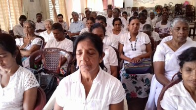 Sati Pasala programme at Prashakthi Disabled People Association, Udu Nuwara (9)