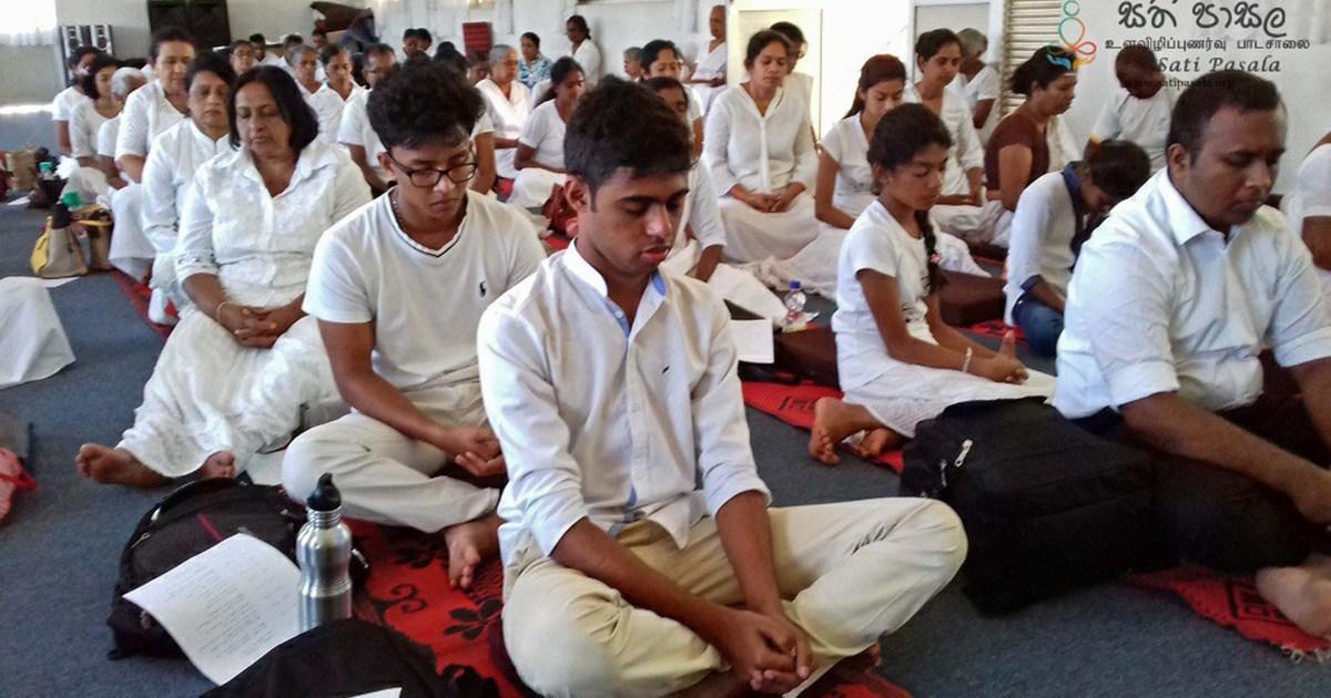 Mindfulness Facilitators Training Programme at Subodharama Peradeniya
