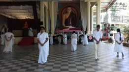 Mindfulness Facilitators Training Programme at Subodharama Peradeniya (25)