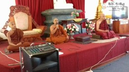 Mindfulness Facilitators Training Programme at Subodharama Peradeniya (6)
