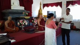 Mindfulness Facilitators Training Programme at Subodharama Peradeniya (7)