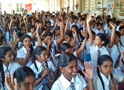 Mindfulness for Peradeniya Junior Secondary School