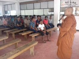 Sati Pasala Mindfulness Programme for Vishva Institute, Mawanella (20)
