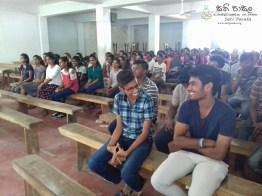 Sati Pasala Mindfulness Programme for Vishva Institute, Mawanella (24)