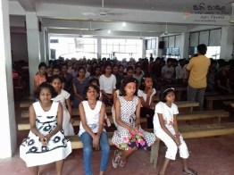 Sati Pasala Mindfulness Programme for Vishva Institute, Mawanella (6)