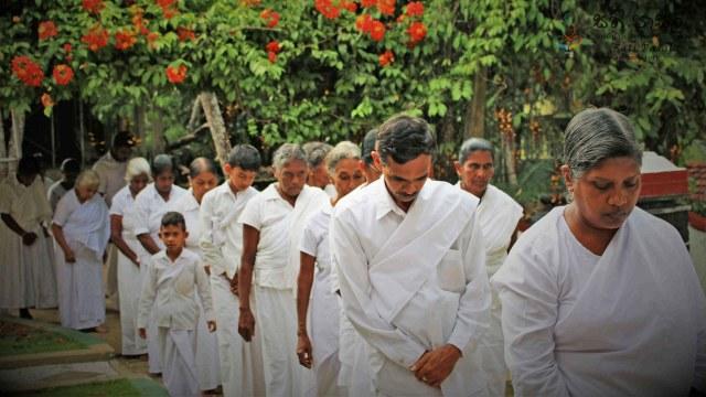 Sati Pasala Programme at Sri Dharmananda Piriwena - 22nd December 2018