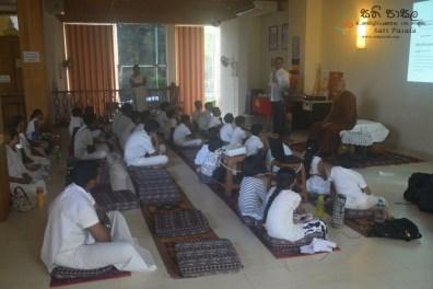 Sati Pasala Residential Programme for Children and Parents at Seelawathi Sevana (4)
