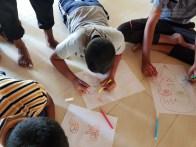 Sati Pasala Residential Programme for Children and Parents at Seelawathi Sevana (74)
