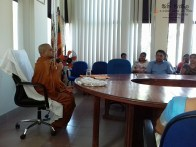 Sati Pasala at Central Province Information and Communication Centre and Library office (2)