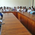Sati Pasala at Central Province Information and Communication Centre and Library Office