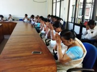 Sati Pasala at Central Province Information and Communication Centre and Library office (4)