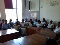 Sati Pasala at Central Province Information and Communication Centre and Library office (9)