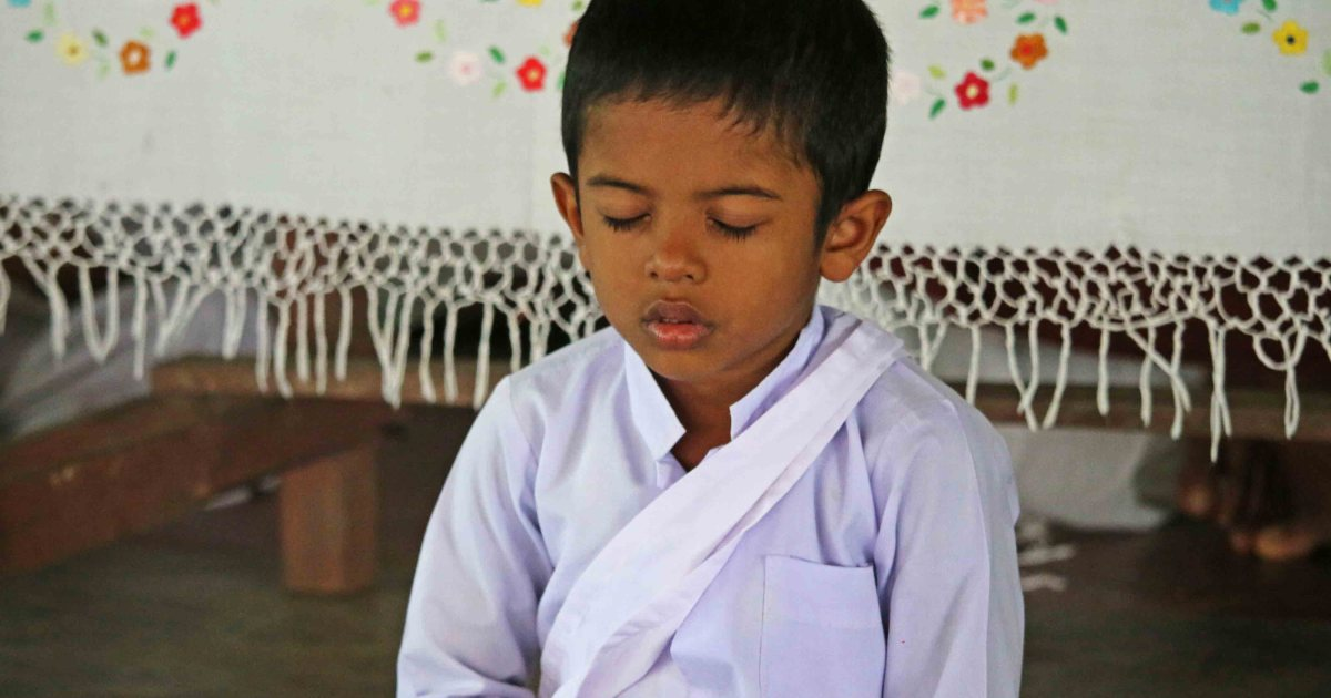 Sati Pasala Programme at Kalthota Sri Jinendraramaya Temple - 20th January 2019