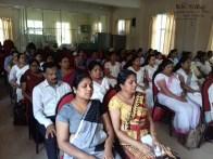 Sati Pasala Mindfulness Programme at Harispattuwa District Secretariats office (13)