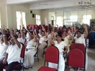 Sati Pasala Mindfulness Programme at Harispattuwa District Secretariats office (15)