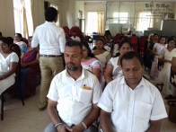 Sati Pasala Mindfulness Programme at Harispattuwa District Secretariats office (21)