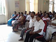 Sati Pasala Mindfulness Programme at Harispattuwa District Secretariats office (30)