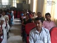 Sati Pasala Mindfulness Programme at Harispattuwa District Secretariats office (31)