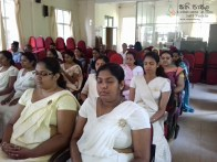 Sati Pasala Mindfulness Programme at Harispattuwa District Secretariats office (9)