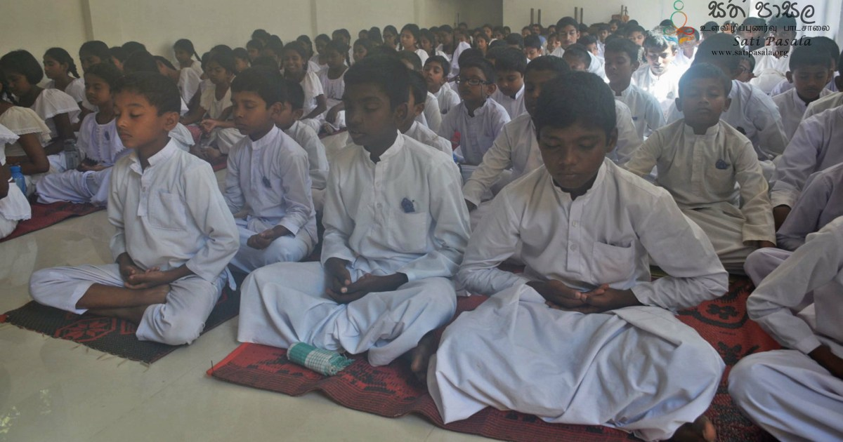Mindfulness as a Preventive Method for Dangerous Drug Addicts at Kotahena