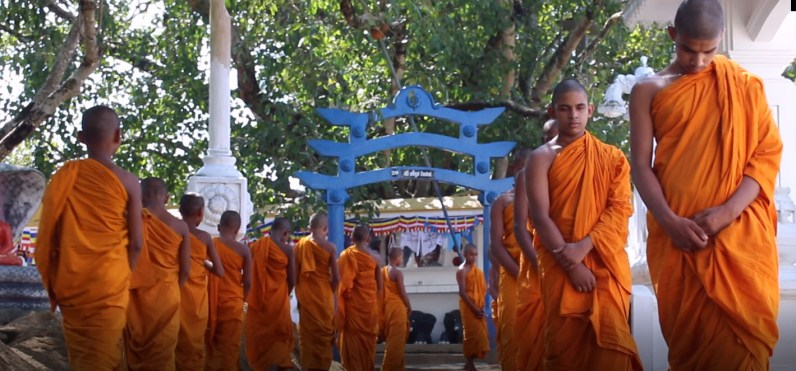 Monthly Sati Pasala for Venerable Members of the Clergy - 31st January 2019 (1)