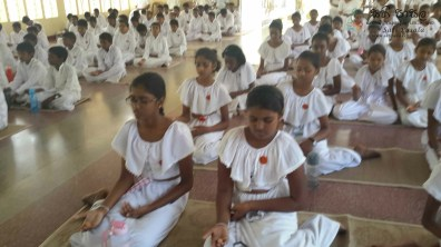 Sati Pasala Programme at Dharmadutha Daham Pasala, Pagoda, Nugegoda (7)